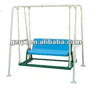 Durable Long Swing Set Outdoor Swings Patio Qx 11087b