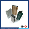 best selling aluminium channel for glass