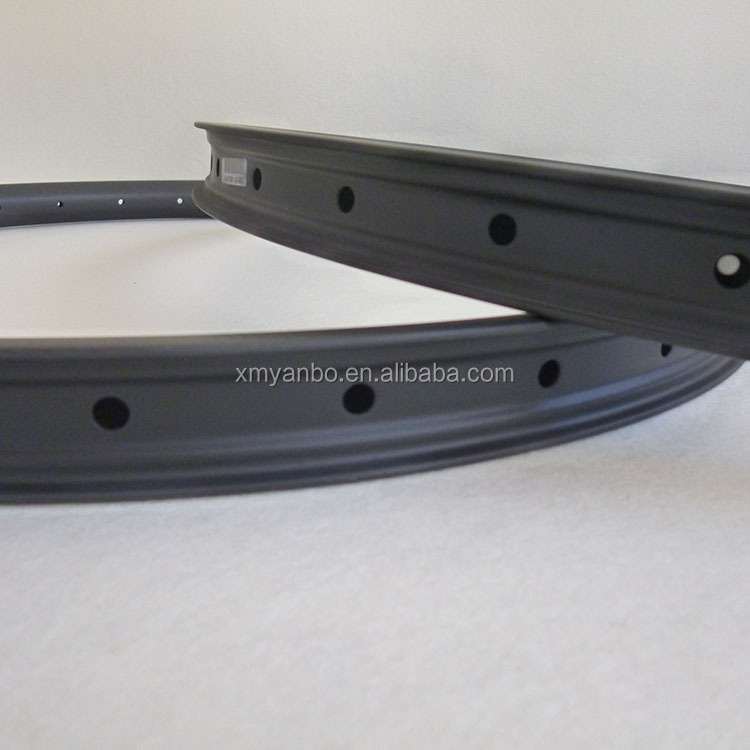 OEM&ODM China wholesale MTB mountain bike carbon wheel rim 26""