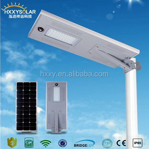 Quality outdoor lighting parking lot discount 30w led solar street light