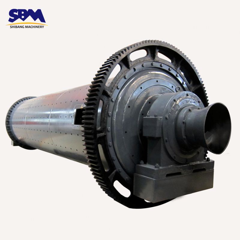 SBM free shipping 2017 new roll bearing ball mill