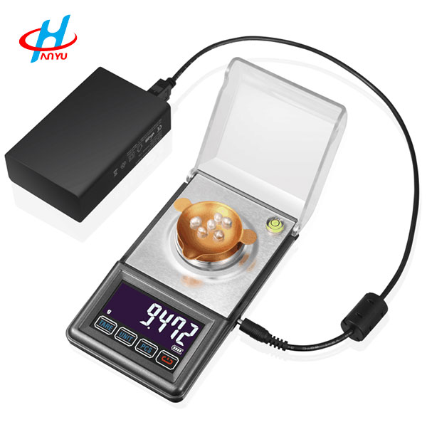 DS-26 milligram scale 20g-50g 0.001g diamond pocket scale 20g*1mg/ 30g*1mg/50g*1mg mini jewellery scale
