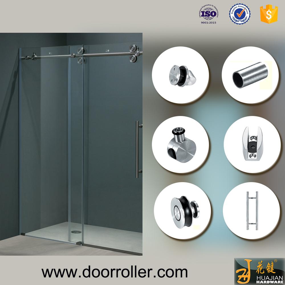 Ss Sliding Shower Door Top