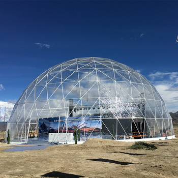 clear soccer dome for sale , party event tents marquee for outdoor exhibition
