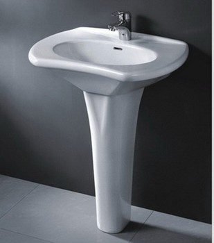 Ceramic Simple Cheap Sink Wash Basin Low Price DW B12