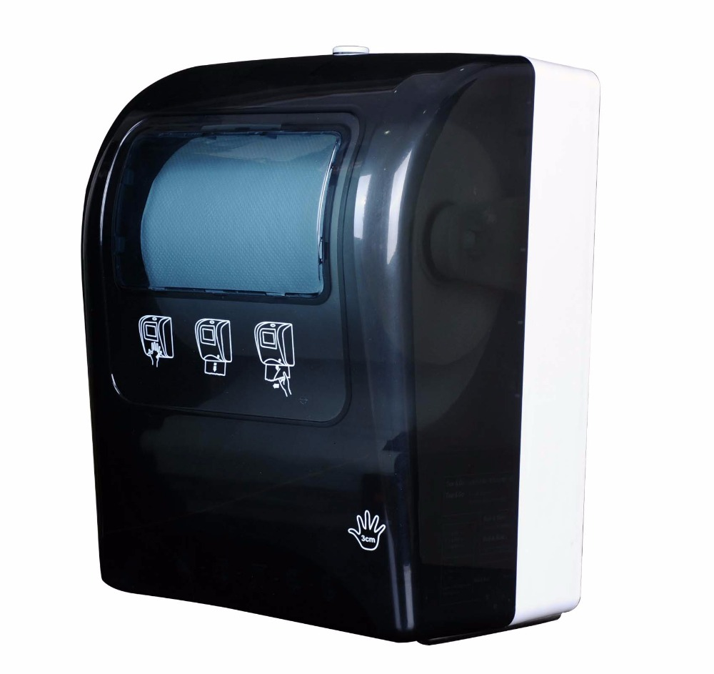 Sensor Touchless Jumbo Roll Paper Towels Dispenser