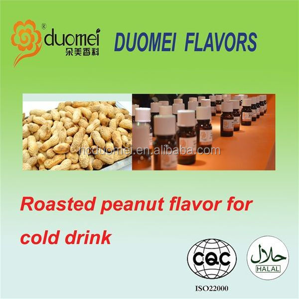 Food grade flavor roasted peanut aroma concentrate liquid flavouring for cold drink