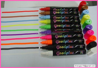 all non-porous surfaces Writing Medium water based marker pen