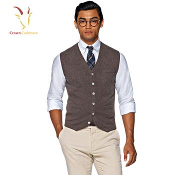 Man Breien Vest Mouwloze Trui Buy Man Vest,Heren Mouwloos