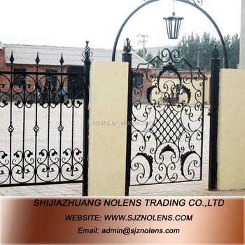 Charmant Wrought Iron Gates Garden Gate,Artistic Iron Gate,Cast Iron Gate Design