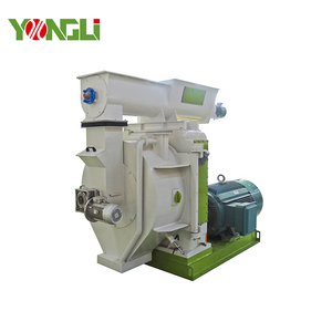 CE approved biomass wood pelletizer