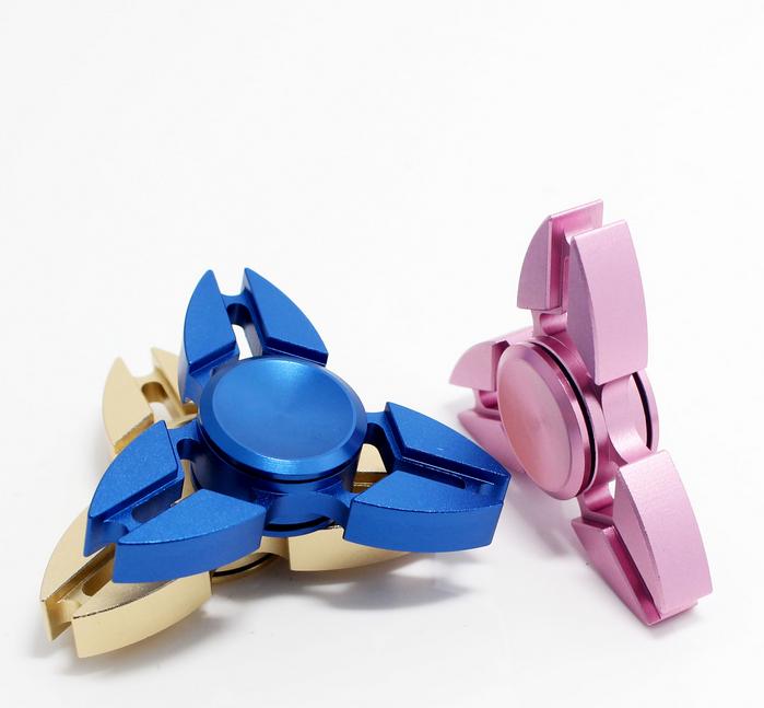 2017 Hot SaleFidget Spinner 608 Bearing Spinner Fidget Toy Hand Spinner