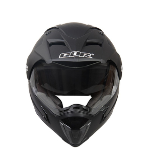 FAST FREE SHIPPING Moto-3 Motorcycle Off Road Dirt Adventure Helmet