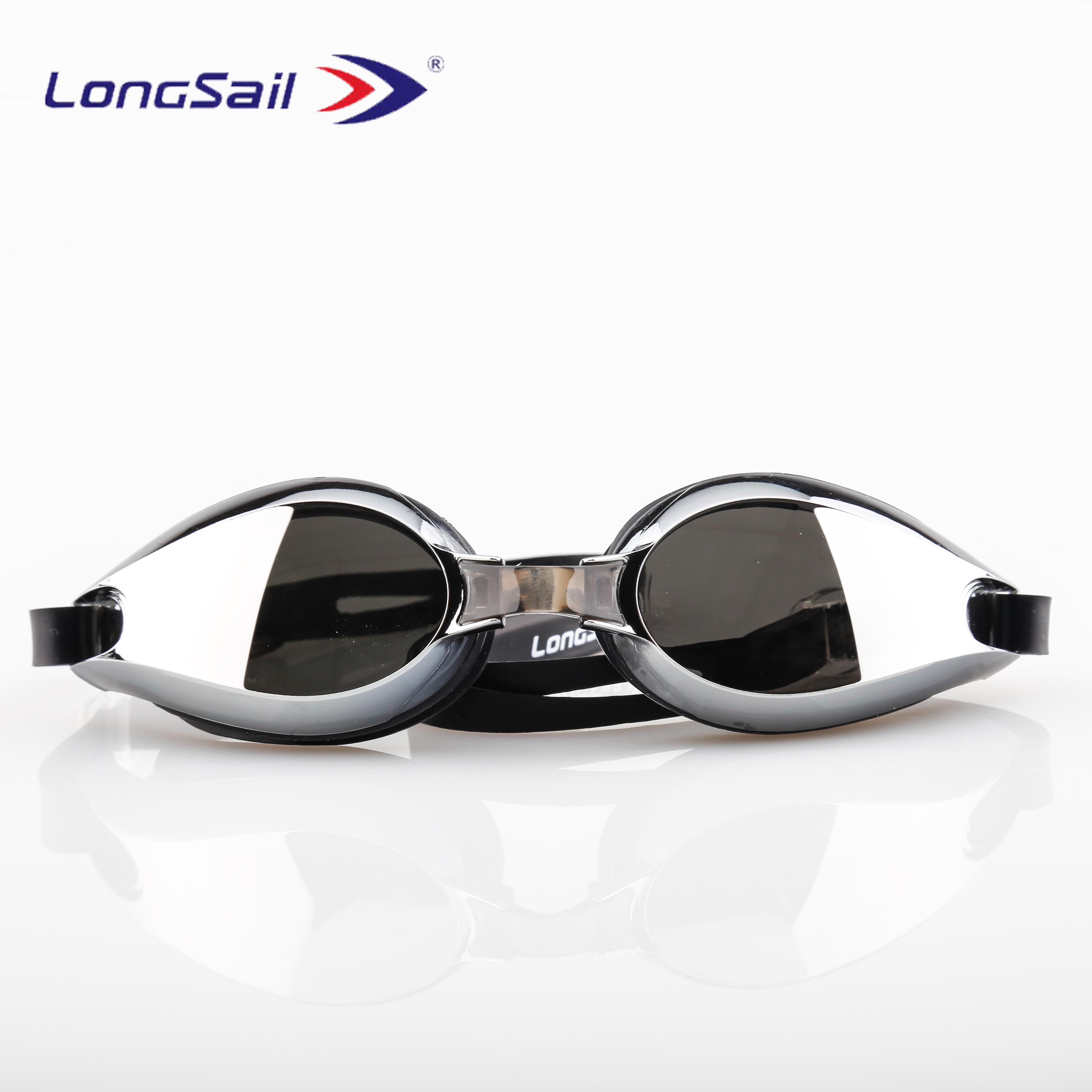 無料サンプルファッションスイムゴーグルアンチフォグスプレー水泳ゴーグル