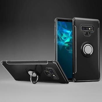 84932903cbf3c Anel Magnético de 360 Graus de Rotação quente 9 Armadura Caso Capa Protetora  TPU para Samsung