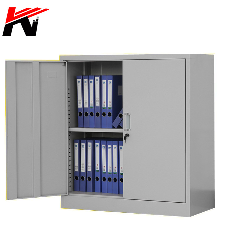Steel Locker 2 Door Strong Low Storage