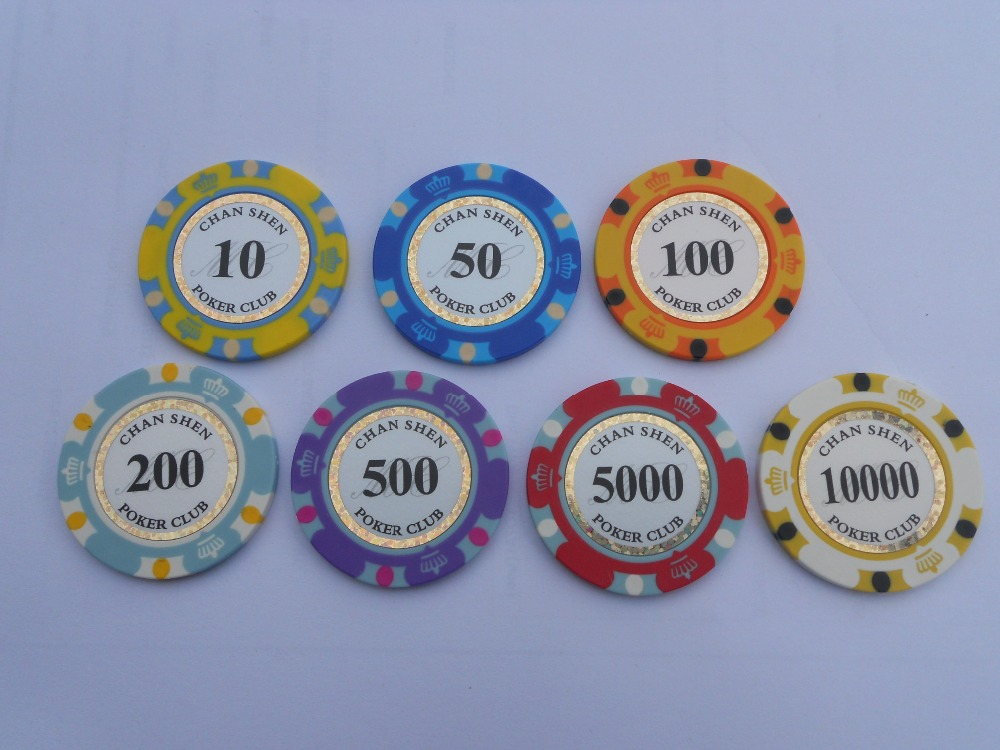 how to divide poker chips for 10 buy in