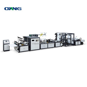 2017 Best sales Precision PP nonwoven compounded bag making machine