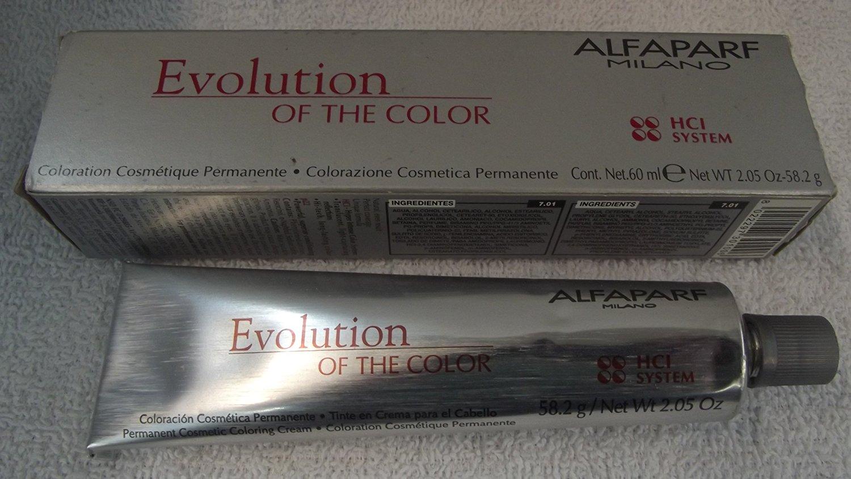 Buy Alfaparf Evolution Of Color Permanent Hair Color 432 Medium