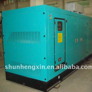 500kva Silent Diesel Generator Sets Backup Power Emergency Power Supply -  Buy 500kva Power Generator,Emergency Power Supply,Diesel Generator Set