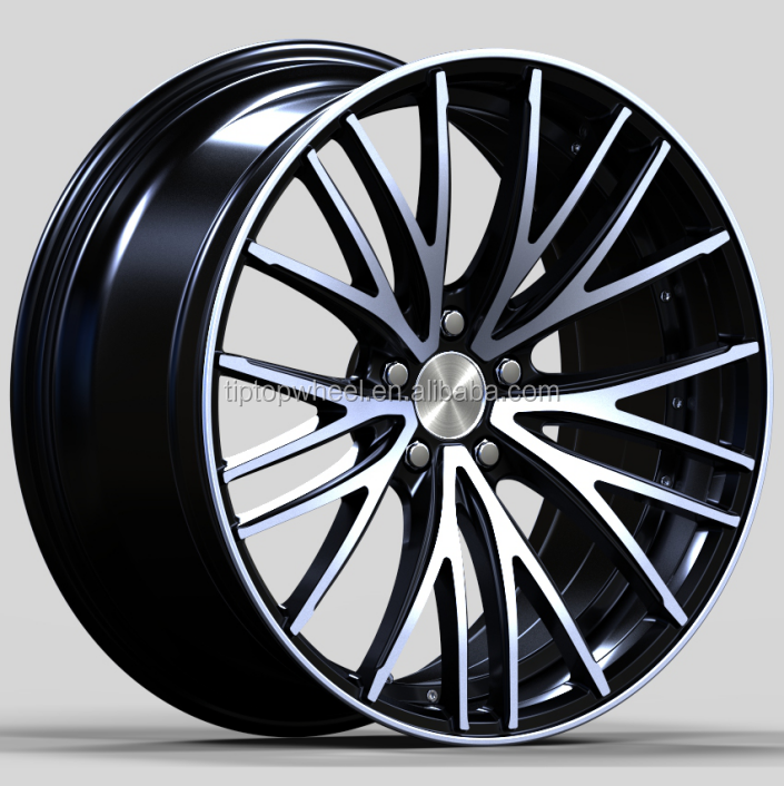 China accessories parts 17 18 19 20 inch alloy wheel with free wheel cover