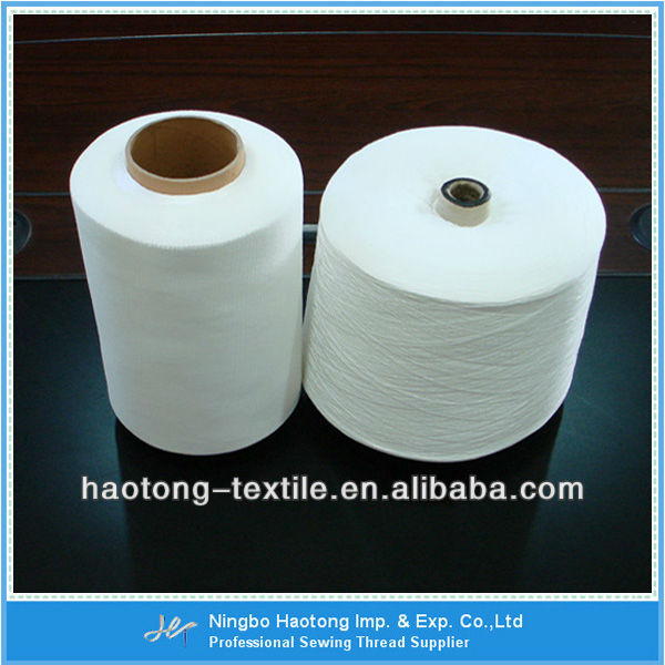 For Wholesale 100% Polyester Spun Yarn 30/1, 40/2, 50/2, 60/3 etc