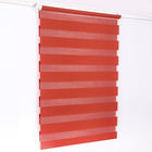 Beautiful Red Zebra Roller Blinds for Sale