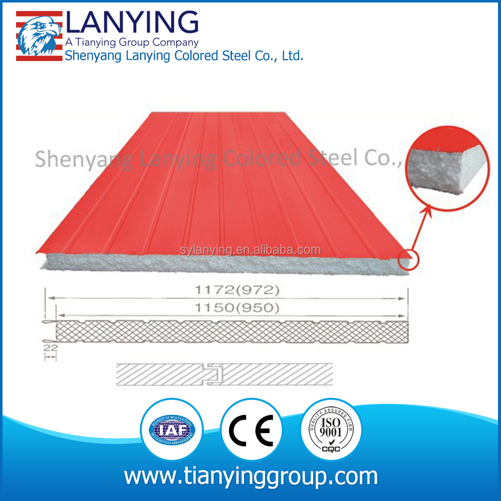 Trustworthy China supplier foam concrete wall panels