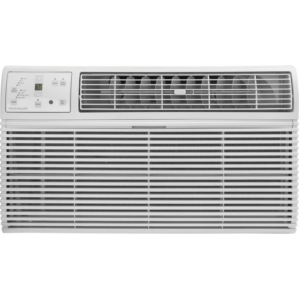 10,000 BTU 230V Through-the-Wall Air Conditioner with 10,600 BTU Supplemental Heat Capability