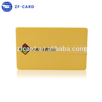 Factory Price! Best plastic memory usb business card manufacturer