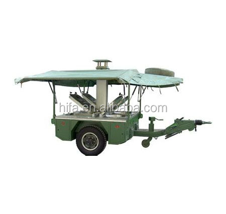 mobile field kitchen military mobile kitchen XC-250