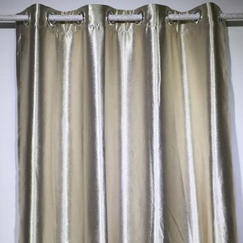 En Gros Luxe Dimout Tissu De Rideau Occultant Rideau De Fenêtre De Salle De  Bain Et