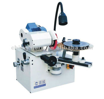 Circular saw blade sharpening machine, View TaiWan saw blade sharpening  machine, Chine chern Product Details from Dongguan Chine Chern Machinery