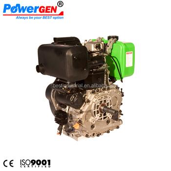 Epa Approved!!! Single Cylinder Horizontal Shaft Air Cooled 186f Motor  Diesel 10hp - Buy Motor Diesel 10hp,Lister Air Cooled Diesel Engine,Air  Cooled
