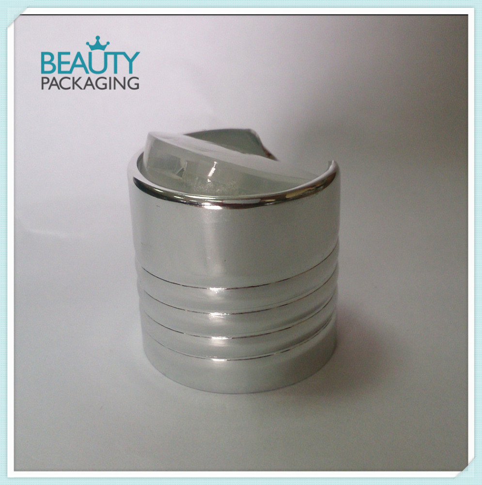 28410 aluminum ribbed press disc top cap