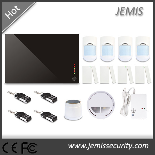smart home gateway gsm/gprs camera mms alarm system JM-G1D