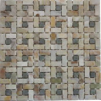 China Naturstein Mosaik Fliesen Badezimmer Wand Und Boden - Buy Naturstein  Mosaik Fliesen,Bad Stein Mosaik,Bad Stein Mosaikfliesen Product on ...