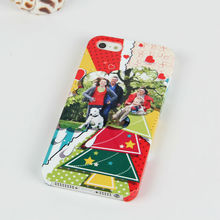 Sublimation Blank 3d Cell Phone Thicken Case For IP5 China Manufacturer At Competitive Price