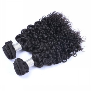100% Crochet Braids With Human Hair Curl