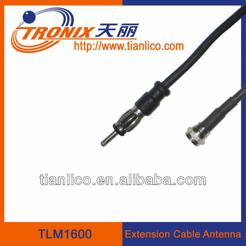 cable electrical power extension /car antenna power leads TLM1600(OEM manufacturer)