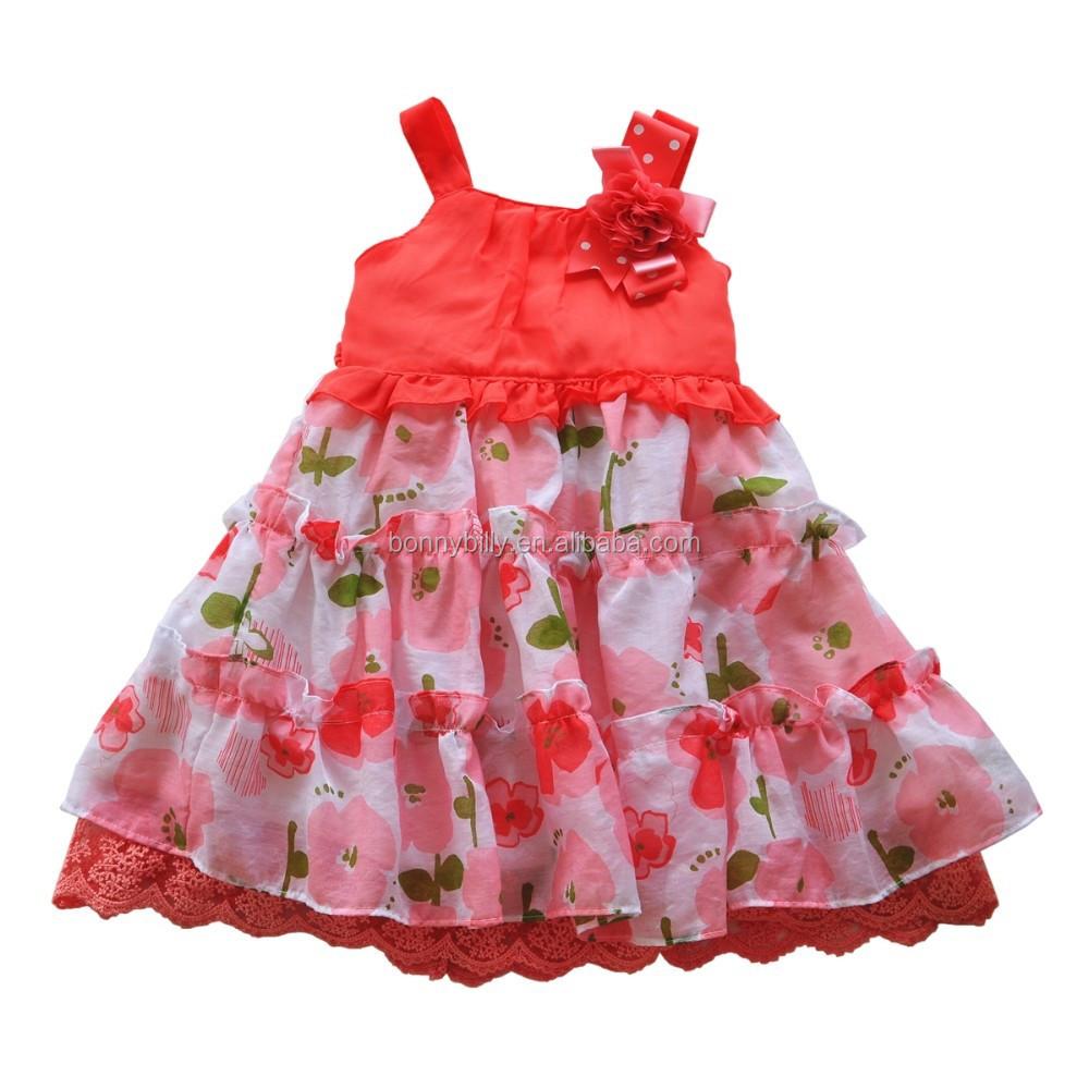 Encuentre el mejor fabricante de vestidos de fiesta para niña de 5 ...