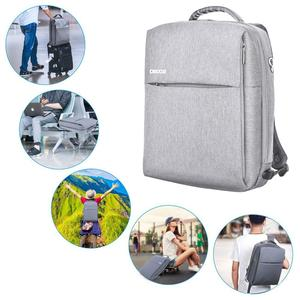 Free Sample New Style Business Laptop Backpack Bag With USB Charger College Students Travel Backpack