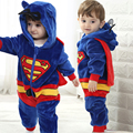 High Quality 2 Styles Newborn Kid Boy Girl Jumpsuits Cute Winter Thick Rompers Long Sleeve Baby