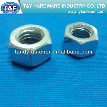 Heavy Hex Nut 563 Dh Per Ifi Zinc