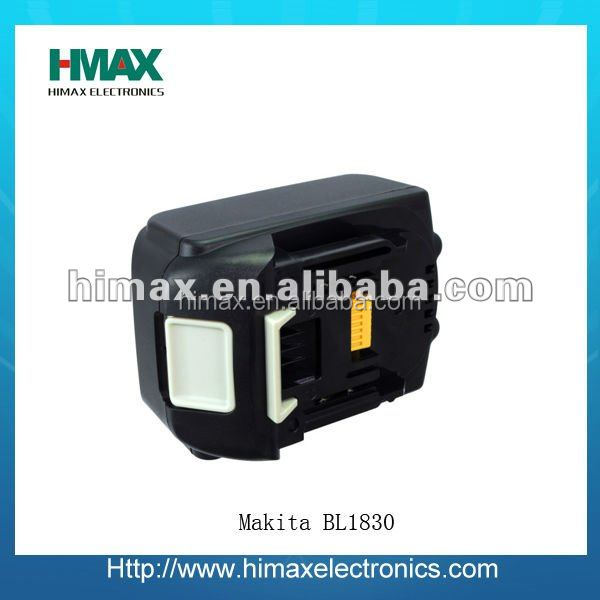 Great sale!! Makita 18V Lithium Battery BL1830 for Cordless drill battery