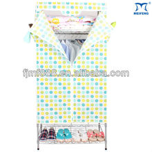 Home Furniture Folding T-Zipper Door Cloth Closet Organizer