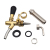 Adjustable Draft Beer Dispenser Brass Tap For Homebrew KegTap