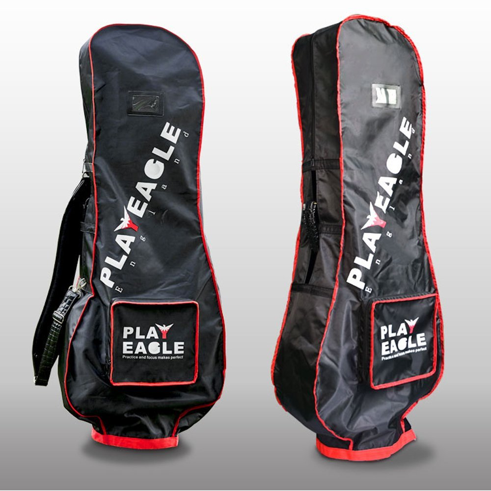 Playeagle Golf Bag Rain Cover Double Zipper Light Weight Travel For Taylormade
