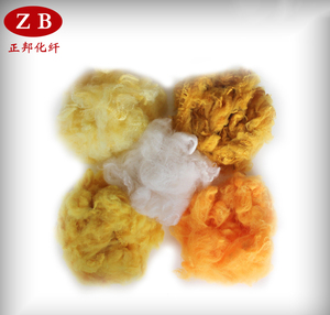 100% recycled solid polyester staple fiber/psf with good price
