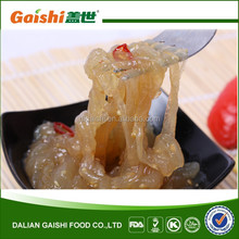jellyfish food chuka frozen salted seasoned sushi jellyfish for sell